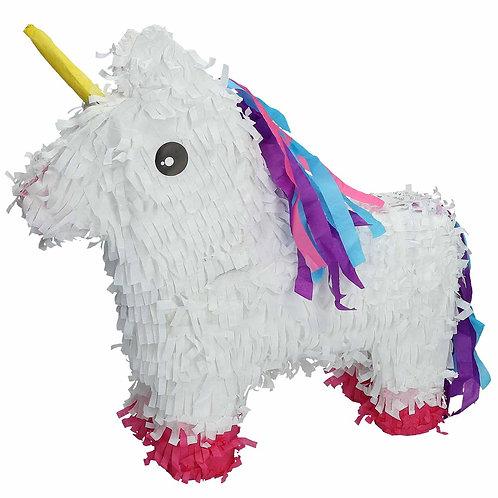 Piñata Einhorn aus Karton zum befüllen