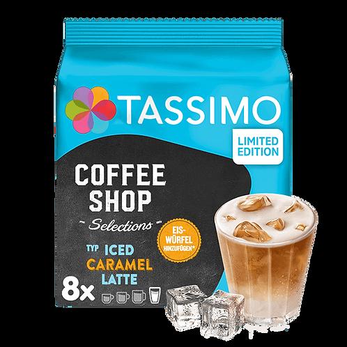 TASSIMO Jacobs Caffé Iced Caramel Latte