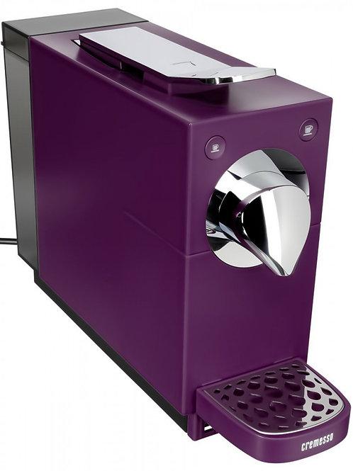 Kaffeemaschine *DELIZIO* Modell Una Automatic Velvet Purple