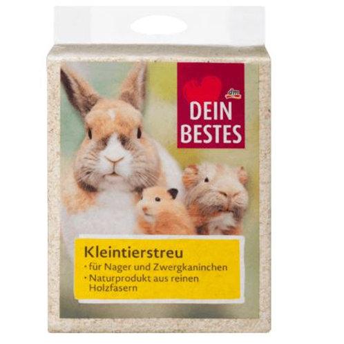 Dein Bestes Kleintier-Streu für Nager & Zwergkaninchen, 60 l