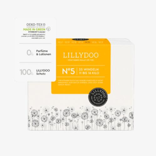 Lillydoo Premium Baby Nummer 5 Windeln 11-16Kilo 25 Stück.