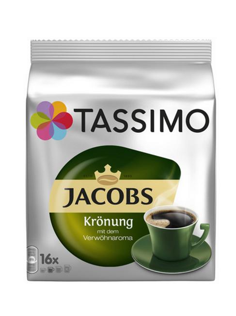 Jacobs Kaffee Krönung  System TASSIMO