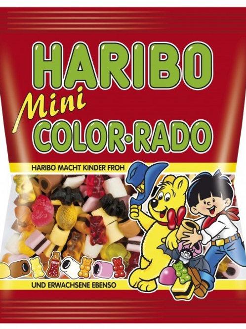 Haribo Mini COLOR-RADO, Beutel 175 gramm