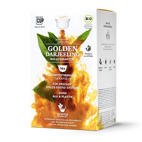 Capsule di tè compatibili Nespresso® MY-TEACUP Charm of Chai