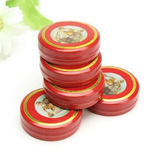 Rote Tiger Balm Creme (Mini Dose für unterwegs)