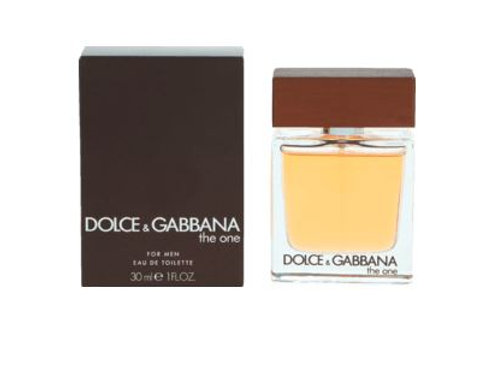 Dolce&Gabbana Eau de Toilette The One For Men, 30 ml