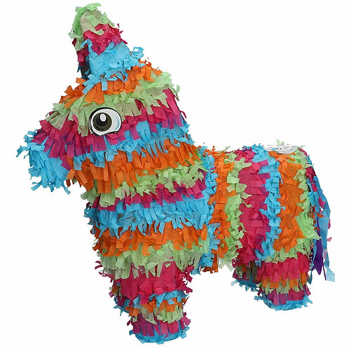Piñata Esel aus Karton zum befüllen