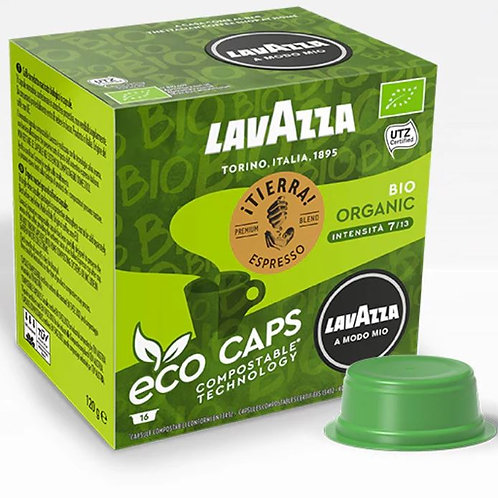 LAVAZZA® A Modo Mio kompostierbare Kapsel Tierra Bio Organic