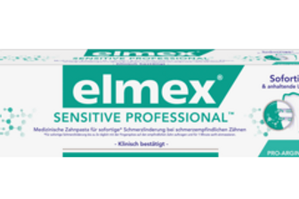 Elmex Zahnpasta Sensitive Professional, 75 ml