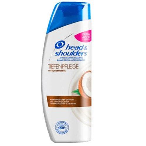 head&shoulders Shampoo Tiefenfeuchtigkeit, 300 ml
