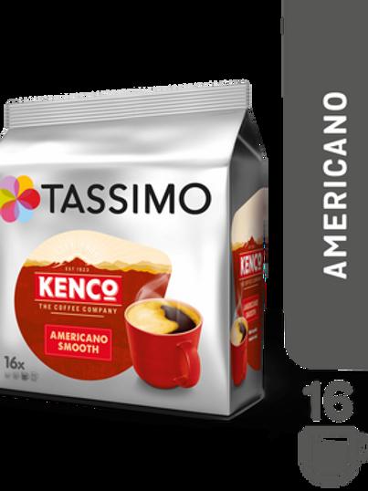 Jacobs Caffé Kenco Americano Smooth System TASSIMO