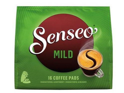 SENSEO  gemahlener Röstkaffee PADS MILD