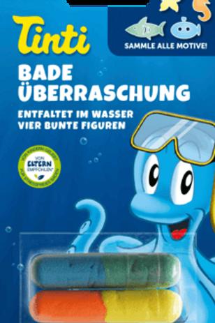 Tinti Badezusatz Badeüberraschung, 2 St