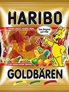 HARIBO GOLDBÄREN, Beutel 200g