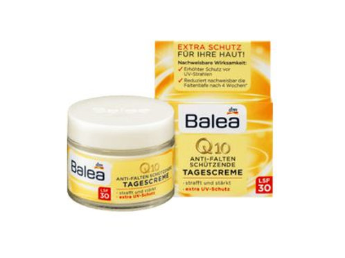 Balea Tagespflege Q10 Anti-Falten Tagescreme, 50 ml (LSF 30)