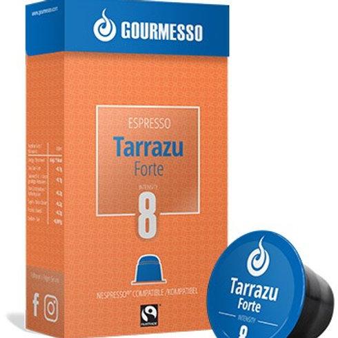 Nespresso® Kompatible Kapsel von GOURMESSO ESPRESSO TARRAZU FORTE Kaffeekapseln