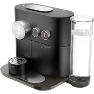 Krups Nespresso Expert XN 6008 Black Espressomaschine, Nespresso Kapseln,