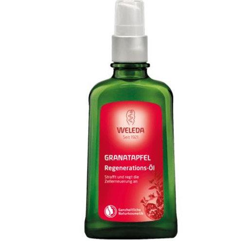 Weleda Körperöl Granatapfel-Regenerations-Öl, 100 ml