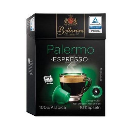 Nespresso® Kompatible Kapsel von Bellarom Espresso PALERMO