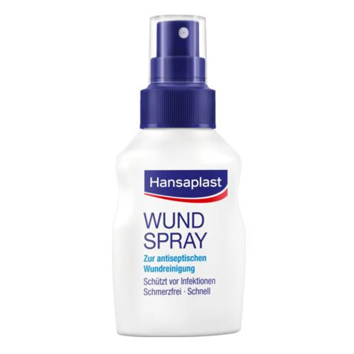 Hansaplast antiseptisches Wundspray, 50 ml