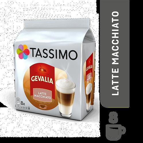 Gevalia Latte Macchiato Kaffeekapsel System TASSIMO
