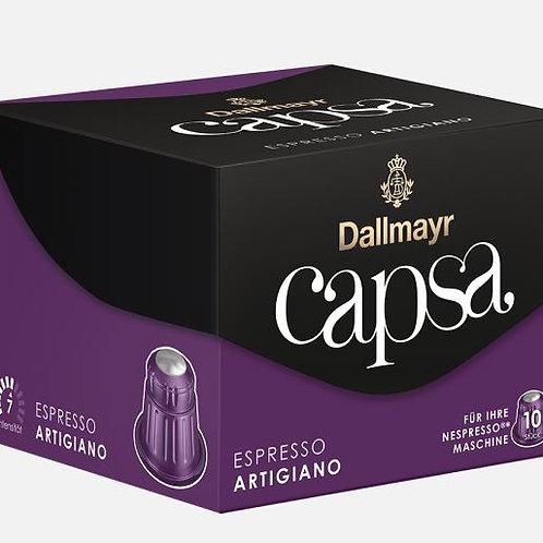 Nespresso® Kompatible Kapsel von Dallmayr Capsa ESPRESSO ARTIGIANO