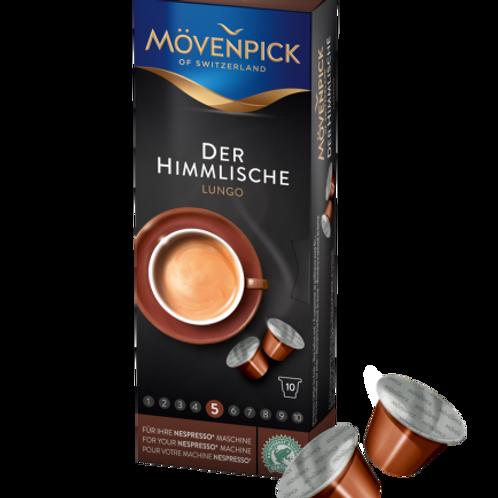 Nespresso® kompatible Kapsel Mövenpick Der Himmlische