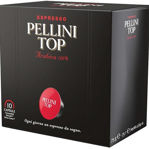 Dolce Gusto kompatible Kapsel von Pellini Top Espresso