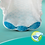 Thumbnail: Windeln Pampers Baby-Dry, Grösse 1 New Born 2-5 KG kg, 21 St