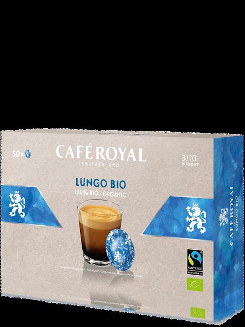 Nespresso®professional kompatible Pads von Café Royal Lungo BIO