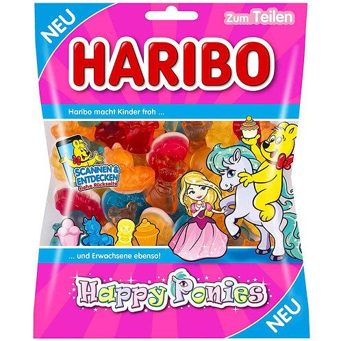 HARIBO Happy Ponies, Beutel 175g