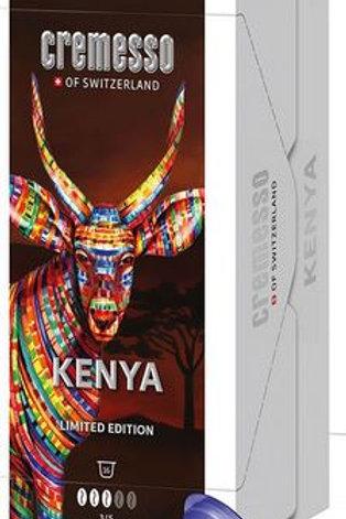 Capsule compatibili DELIZIO® CREMESSO Limited Edition Kenya (confezione da 16)