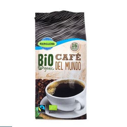 FAIRGLOBE Bio Café del Mundo Kaffeepads