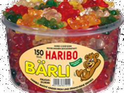HARIBO Bärli (TEDDYS) 150er Dose