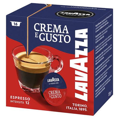 LAVAZZA® A Modo Mio kompatible Kapsel Espresso Crema E Gusto