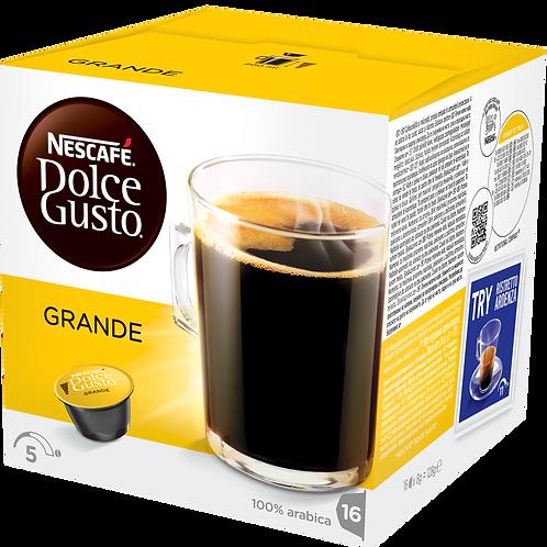 Dolce Gusto Kapsel von Nescafé GRANDE