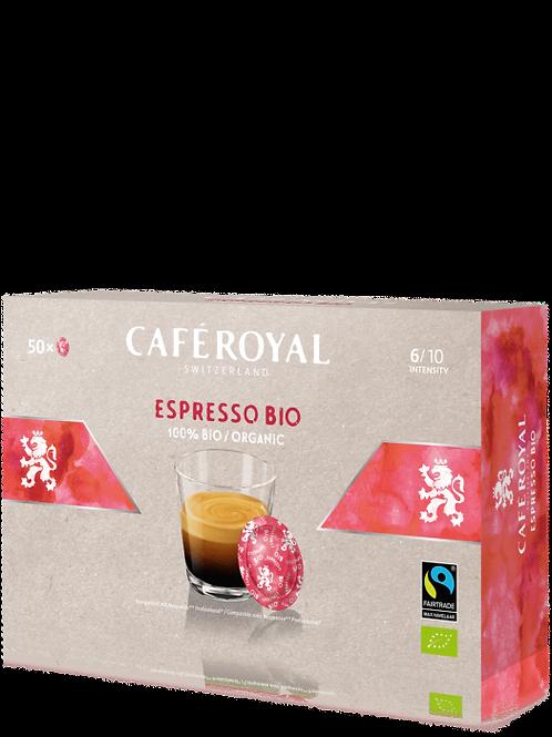 Nespresso®professional kompatible Pads von Café Royal Espresso BIO