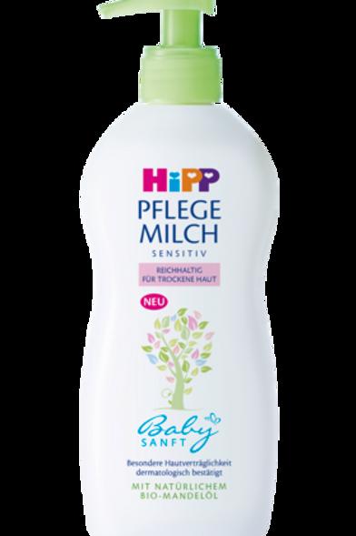 Hipp Babysanft Pflegemilch Sensitiv, 0,3 l