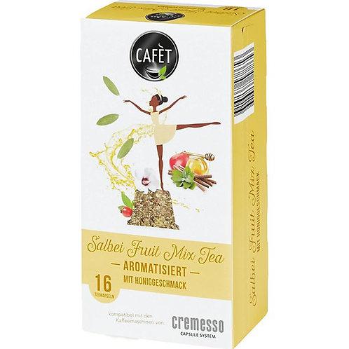 DELIZIO® kompatible Kapsel CAFET *Salbei Fruit Mix Tea*
