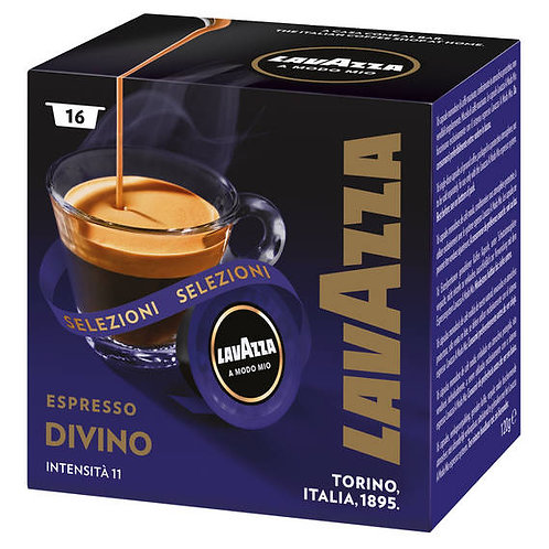 LAVAZZA® A Modo Mio kompatible Kapsel Espresso-Kapseln, Divino