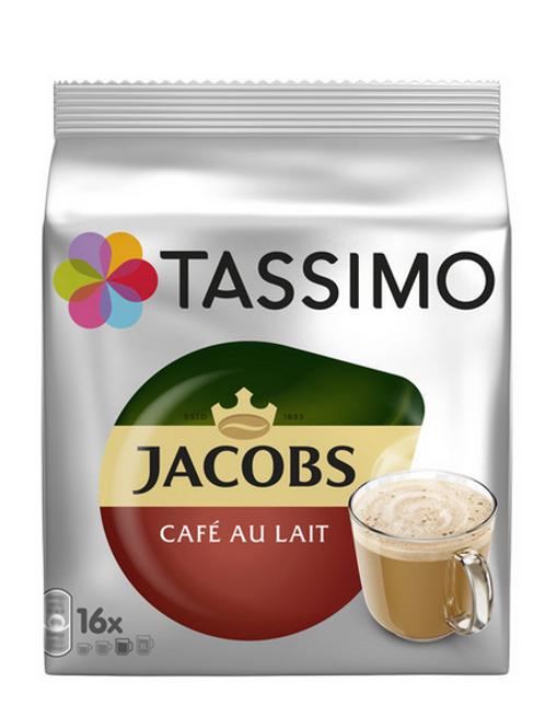 Jacobs Caffé au Lait System TASSIMO