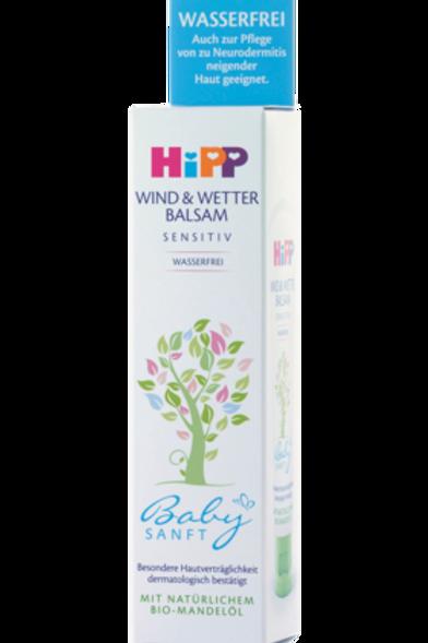 Hipp Wind und Wetter Creme Balsam, 30 ml