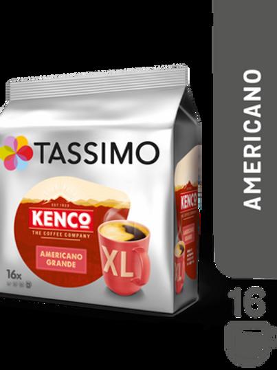 Jacobs Caffé Kenco Americano Grande System TASSIMO