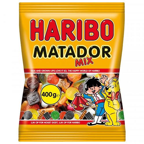 Haribo MATADOR MIX, Beutel 375 gramm