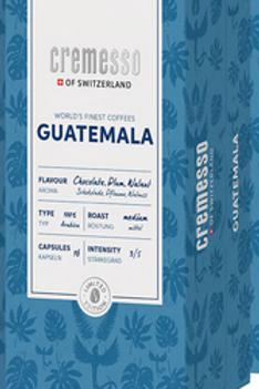 DELIZIO® kompatible Kapsel CREMESSO Limited Edition GUATEMALA (16 er Pack)