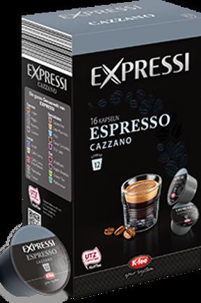 K-Fee Kapsel Expressi Espresso CAZZANO