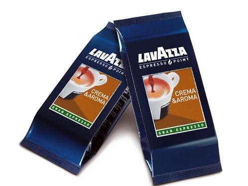Lavazza Crema Aroma Gran Espresso 0146 Espresso Point Kaffee Kapseln (100er)