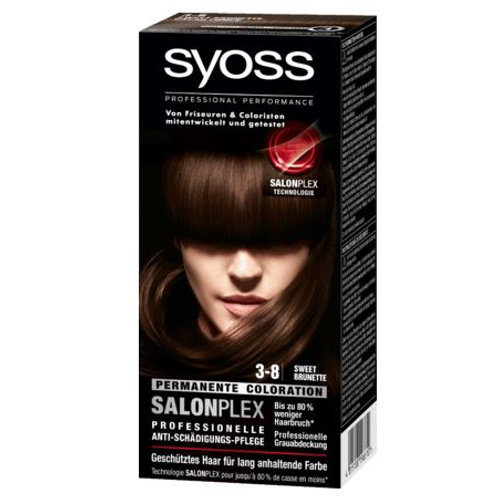 Syoss Coloration 3-8 Sweet Brunette , 1 St