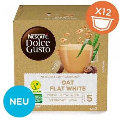 Dolce Gusto Kapsel von Nescafé Oat Flat White 12 Kapseln