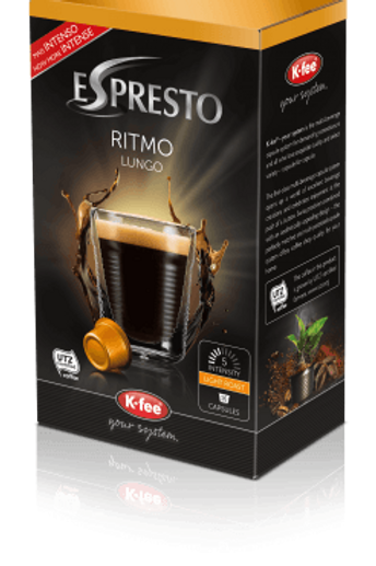 K-Fee Kaffeekapseln ESPRESTO Ritmo Lungo